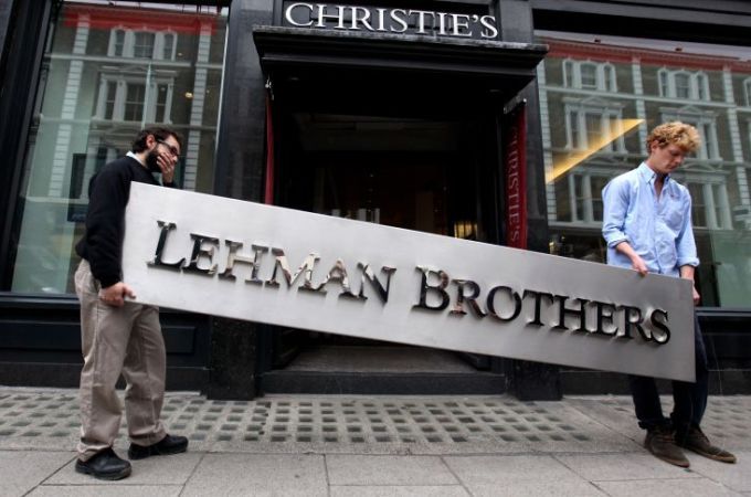 Here's Why the Blockchain Would Have Saved Lehman Brothers