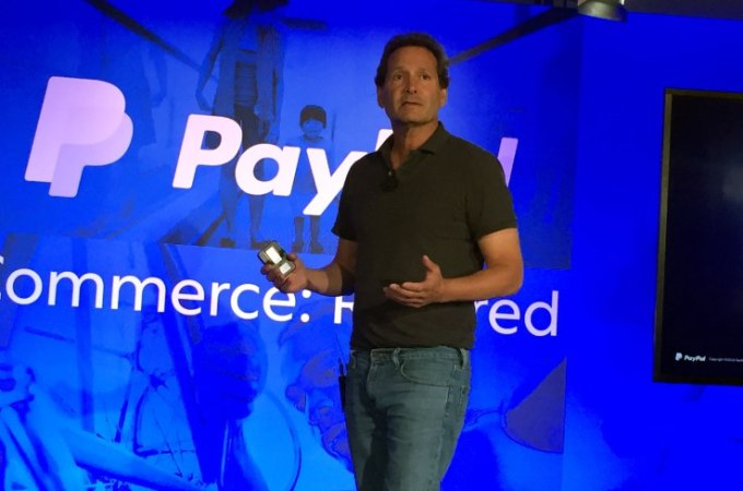 PayPal Shares Up 6% On Earnings; Revenue Rises 17%