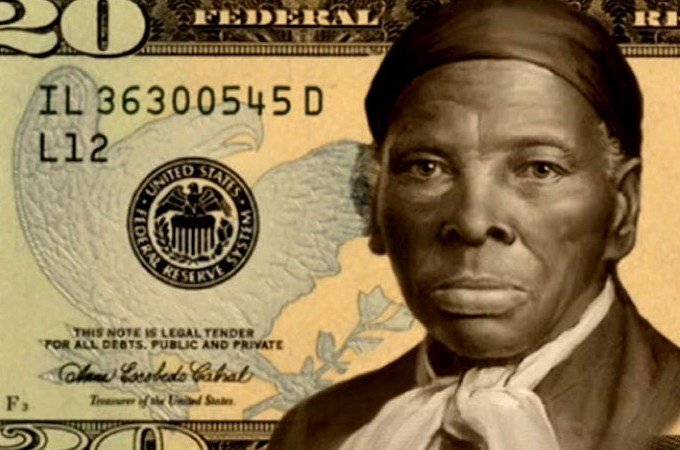 Apple Pay and Bitcoin Are No Match for Harriet Tubman's $20 Bill