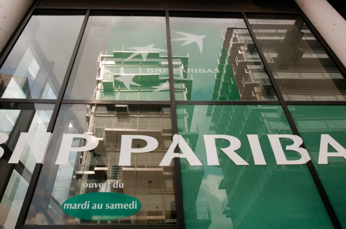 BNP Paribas launches fintech investment fund