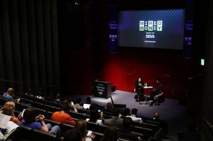 WIRED Money 2016 Startup Stage: working with blockchain
