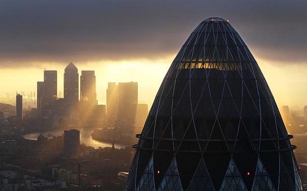 French plot to topple City of London is foolish bluster