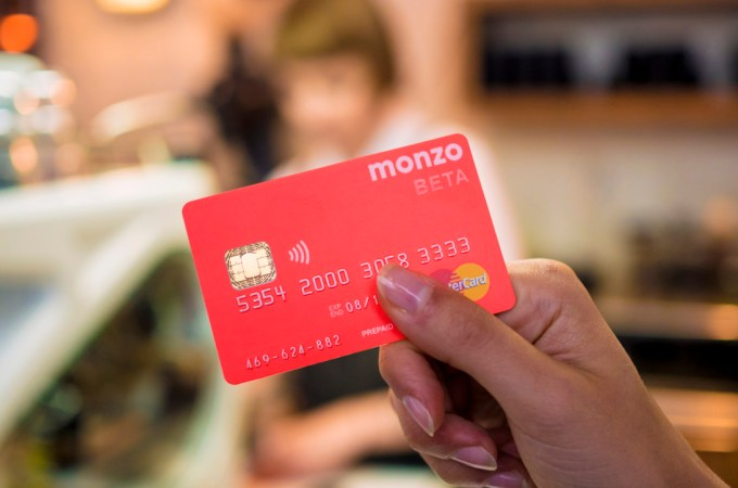 Monzo's valuation plummets 40% to £1.25bn in latest fundraising
