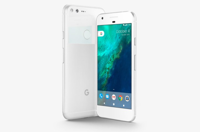 Here's the Google Pixel