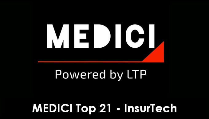 MEDICI Top 21 – InsurTech: Announcing the 21 Leaders Among the 480 Identified Players