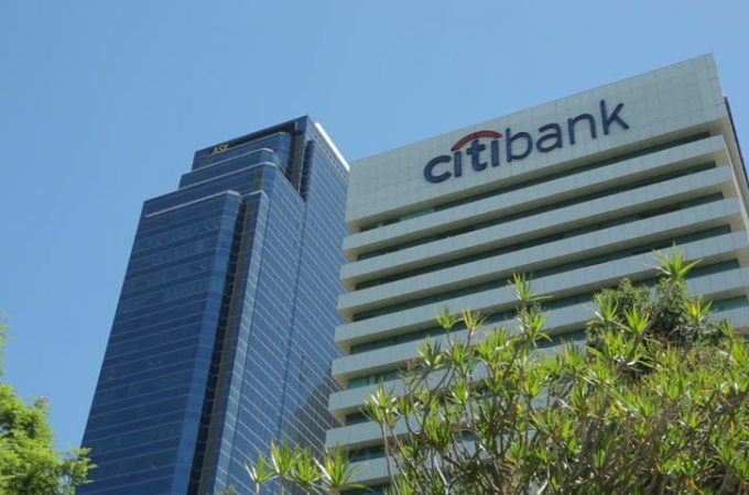 Citi makes Aussie branches cashless