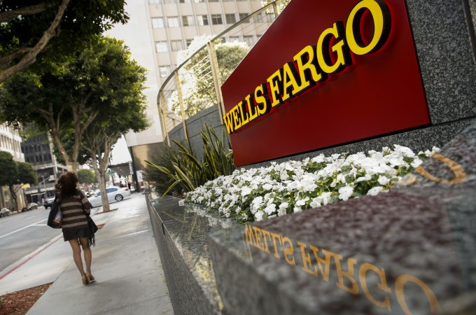 Wells Fargo leads funding round for blockchain startup