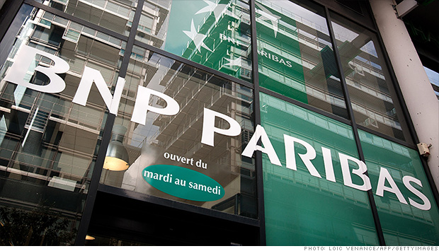 BNP Paribas takes stake in AI-based compliance startup
