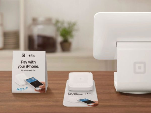 Square to save sellers $350 in processing fees if they use Apple Pay