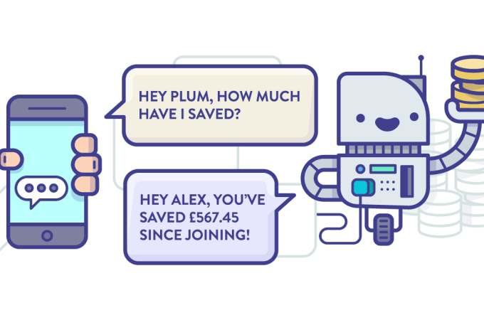 New Artificial Intelligence Service Plum Enables Consumers to Automatically Save, Invest & Earn More Interest on Money