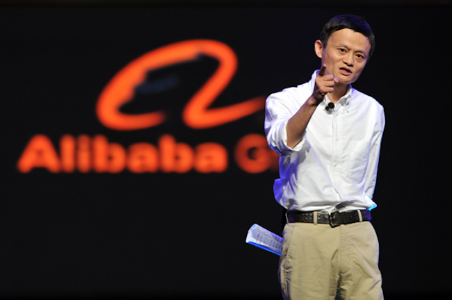 Jack Ma's Alipay takes on WeChat's 'instant apps'