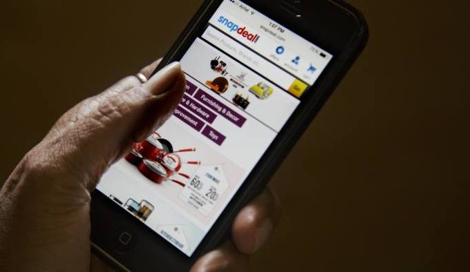 SoftBank pushes for merger of India's Snapdeal and Flipkart