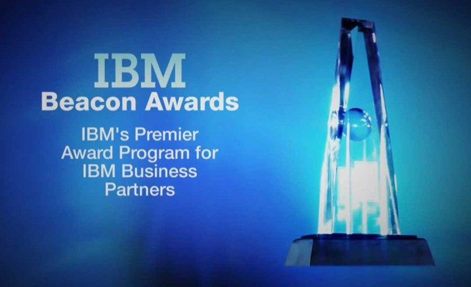 Asian Winners and Finalists of IBM Beacon Awards 2018