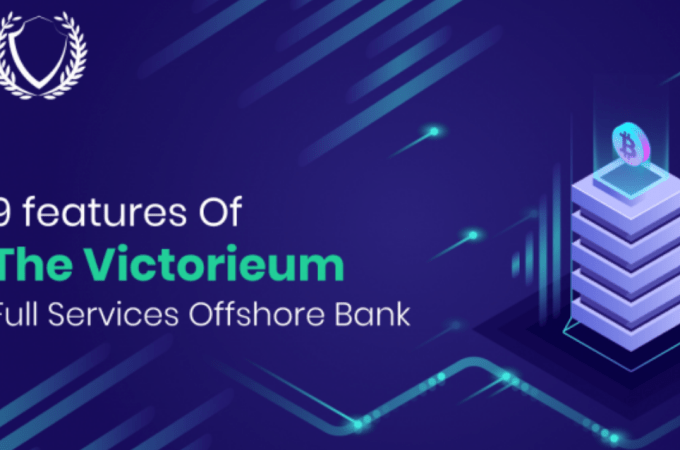 Victorieum Offshore Bank announces fiat loans with crypto collaterals with interest as low as 14%!