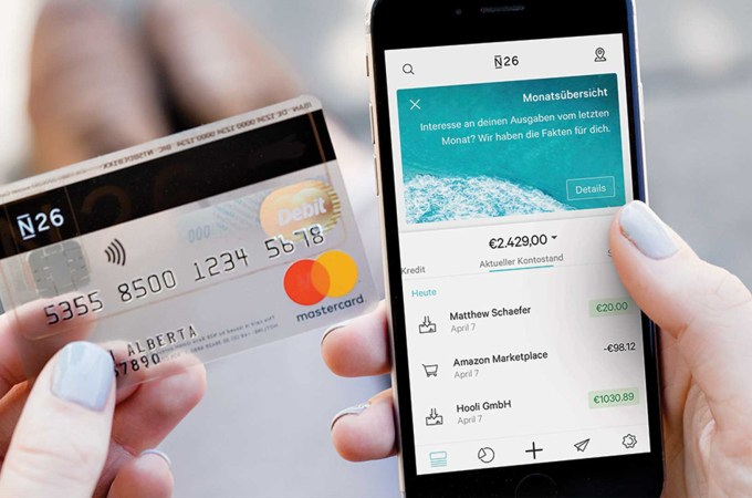 N26 launches in Switzerland