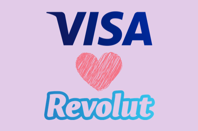 Revolut chooses Visa as lead issuing partner for its international expansion