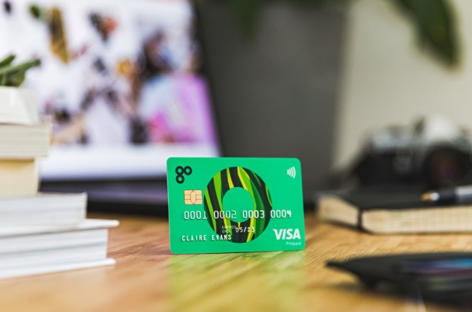 This biodegradable bank card for kids might be the future of sustainable finance