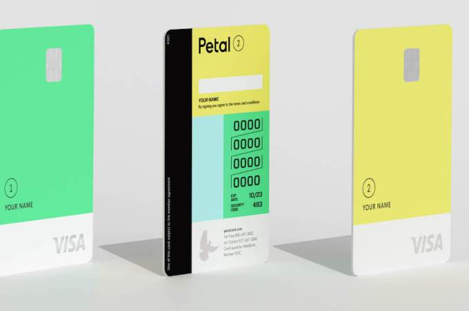 Petal introducing a new credit card for responsible credit-building