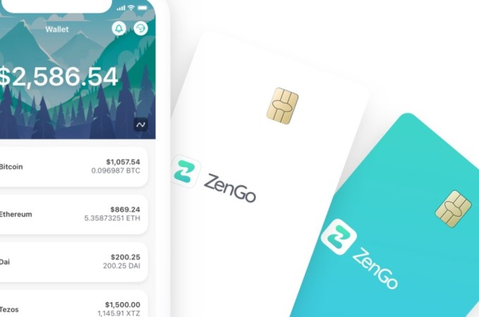 Crypto wallet app ZenGo to launch debit card