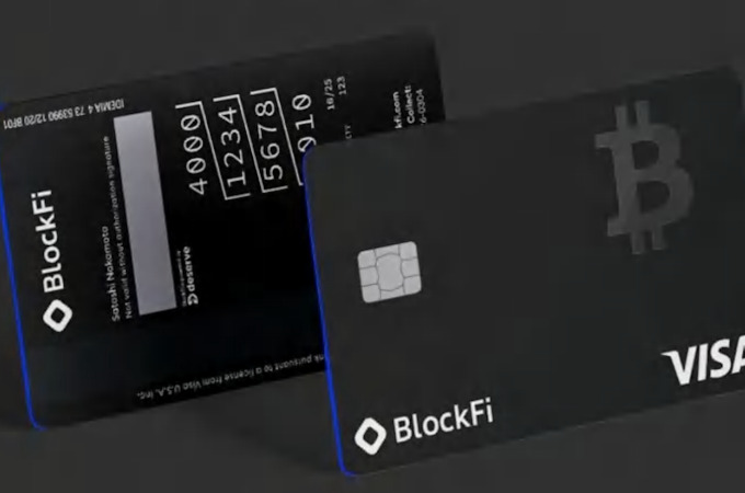 Visa and BlockFi to launch Bitcoin rewards credit card