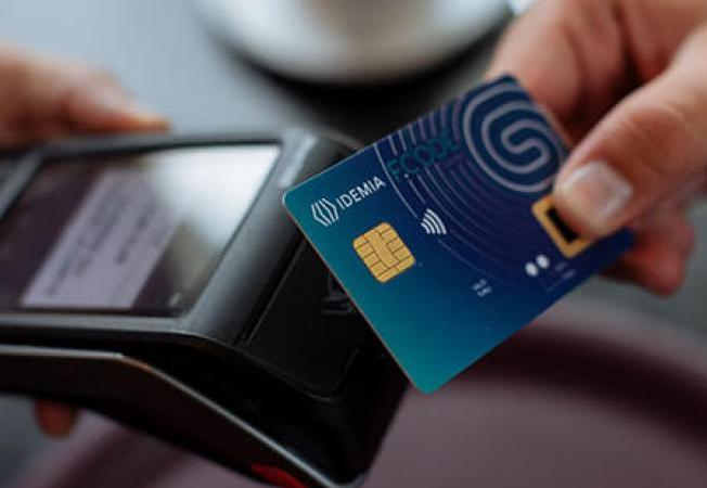 Swedish challenger bank to launch biometric payment cards with partners Idemia and FPC