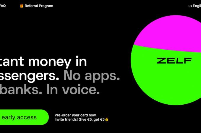 ZELF raises $2 million to expand messenger-based bank for Gen Z