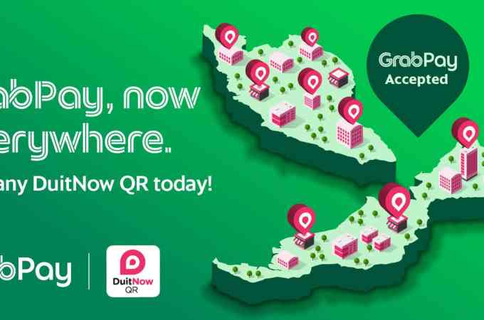 GrabPay Introduces DuitNow QR Feature in Malaysia