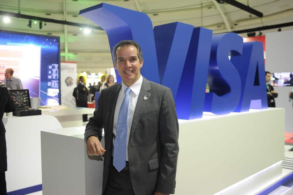 Teles deixa presidência da Visa no Brasil após quase cinco anos; Coello, presidente da A. Latina e Caribe, assume interinamente