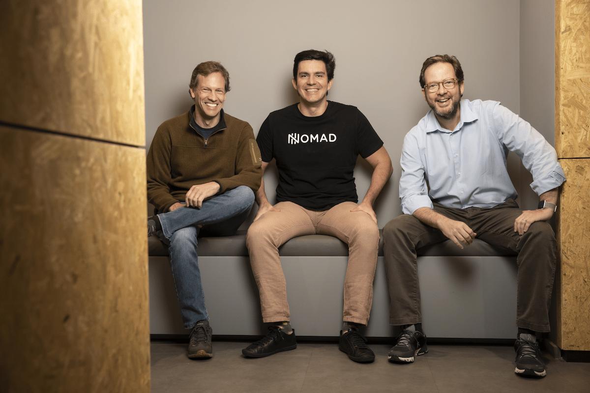 Nomad, fintech que abre conta digital para brasileiros nos EUA, acaba de captar mais US$ 20 milhões