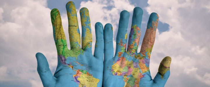 You spend across the globe, do you also invest internationally?