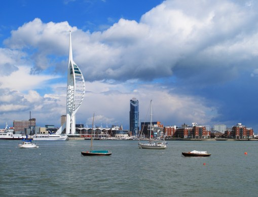 Spinnaker from Gosport