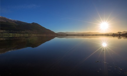 Bassenthwaite Morning