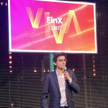 Pitch Vivatech - Next Startupper Challenge
