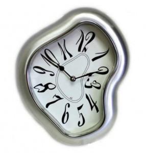 Dali Inspired Clock