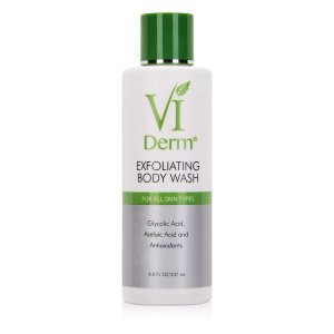 Body and exfoliating wash