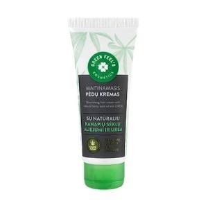 Green Feel's foot cream