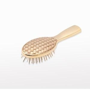 Gold Plated Hair Brush Janeke