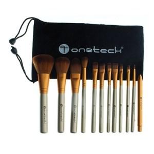 Onetech Professional Make Up Brushes Ultra Soft Brush Set 12pcs