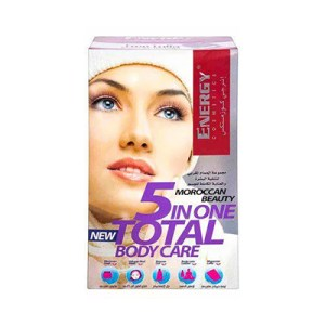 5 in 1 Total Body Care Energy Cosmetics