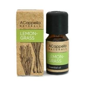 lemongrass oil Acappella Naturals