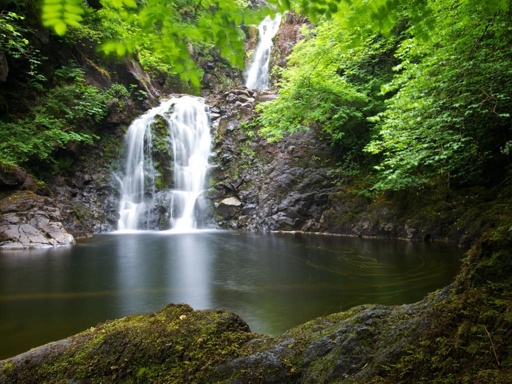 Beautiful Rha Falls