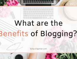What are the benefits of blogging for business?