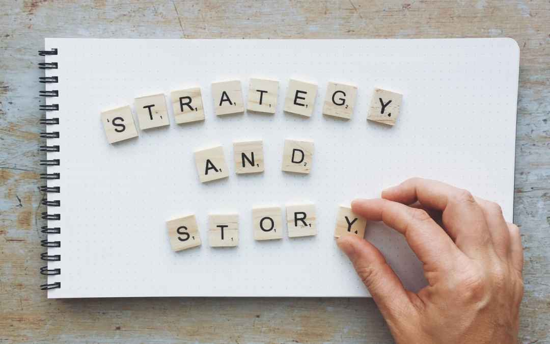 The Strategy + Story Method Workbook