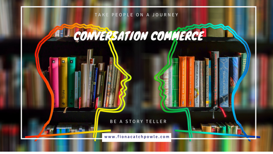 How to join the Commerce of Conversation