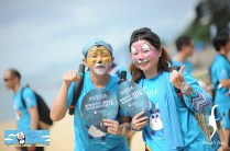 "in ""Walk of Water 2016"", organized by A Drop of Life, at Repulse Bay under 32 to 37 degree!"