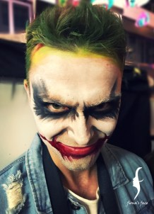 Joker by fiona