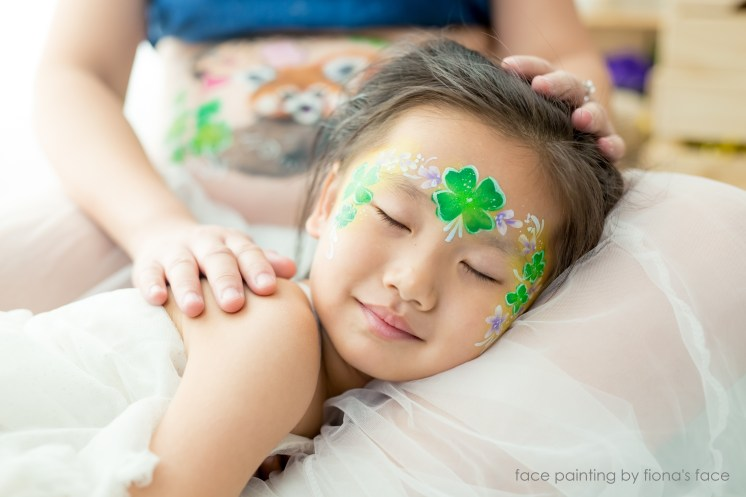 bellypaint maternity photography HK