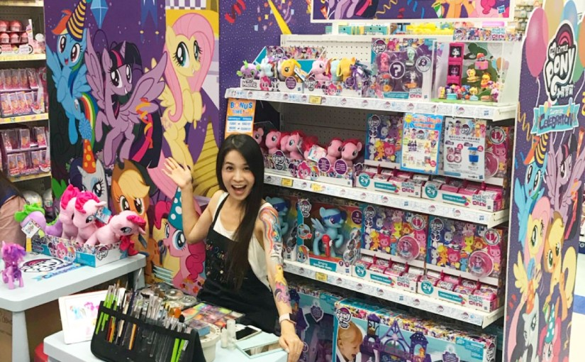 My Little Pony x ToyRus Surprise Celebration