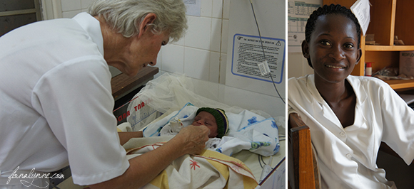 Baby Unit Kitovu Hospital Uganda