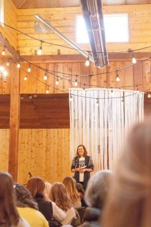 Fiona Koefoed-Jespersen Speaking Feb 2017